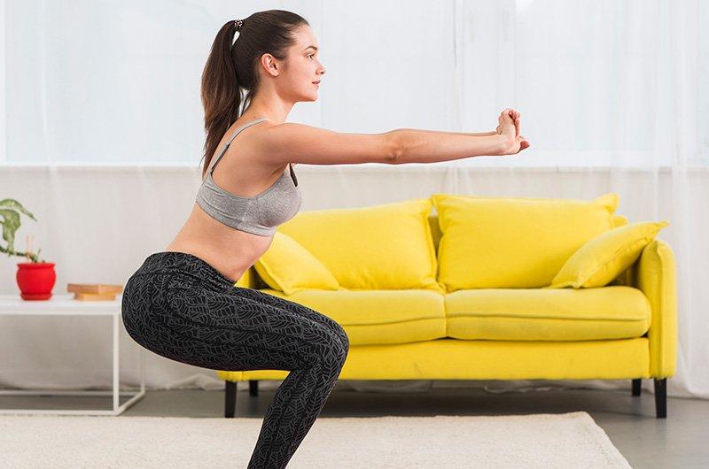 5 ejercicios ideales para tonificar las piernas
