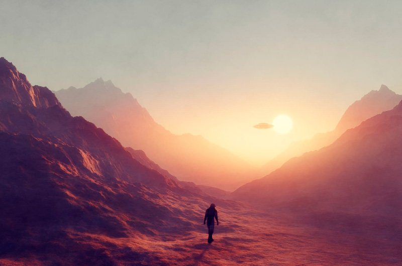 Una agenia de viajes recrea la experiencia de vivir en Marte